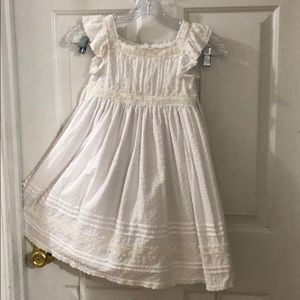 Gorgeous White Marmellata Dress Size 5